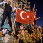 Falló intento de golpe militar contra Erdogan, en Turquía