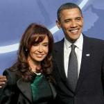 El encuentro Cristina-Obama en Cannes: 22, 45, 54
