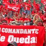 El partido, el Gobierno y la Revolución amenazados
