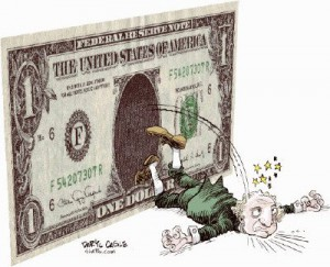 crisis dolar