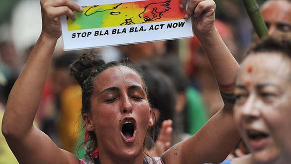 Sociedad civil busca salvar la cumbre Río+20 | Question Digital