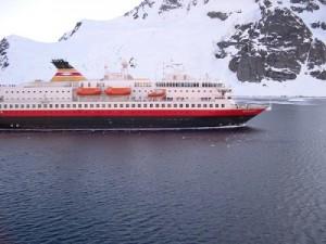 arg ushuaia crucero ingles