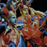 La oposición adelantó el carnaval