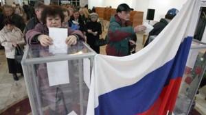 rusia Elecciones