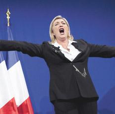 ¿Quién es Marine Le Pen?/ Nacionalismo vs globalismo y el fascismo del siglo XXI