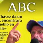 La derrota de los medios de comunicación españoles en las elecciones venezolanas