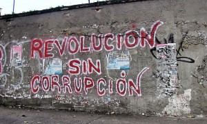 ven revolucion sin corrupcion