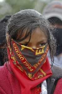 mex mujer zapatista