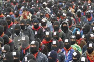 mex zapatistas marcha