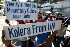haiti colera from onu