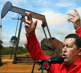 chavez petroleo