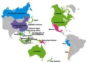 acuerdo transpacifico mapa