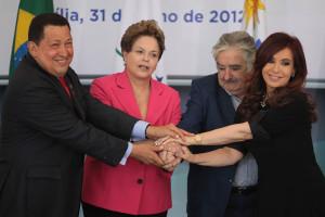 mercosur presidentes