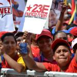 Venezuela gana estabilidad y gobernabilidad gracias a una base social sólida