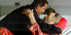 chavez y fidel 2006