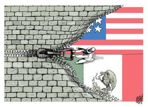 eeuu mexico muro