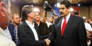 VEN LorenzoMendoza-Maduro1
