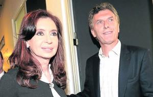 arg Cristina-Macri