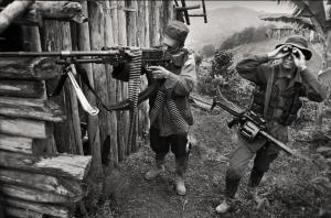 col guerrilleros 1960