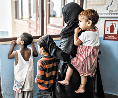 uru refugiados sirios