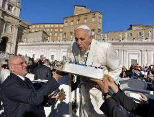 papa 78 anos