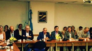 Minoritarios diputados derechistas argentinos
