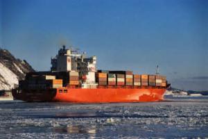 carguero artico