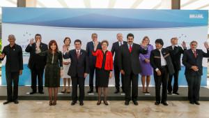 Brasília - DF, 17/07/2015. Presidenta Dilma Rousseff durante 48ª Cúpula do Mercosul no Palácio do Itamaraty. Foto: Roberto Stuckert Filho/PR