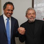 """Lula sobre las elecciones en Argentina: """"Que gane alguien que quiera una buena relación con Brasil"""""""