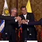 Santos y Maduro trazaron una ruta para la normalización progresiva de las relaciones