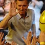 Macri y su mano invisible