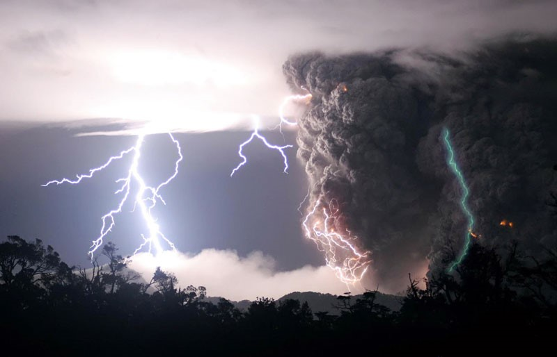tormenta elecrica