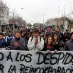 La precariedad del empleo público facilita despidos en Argentina