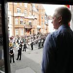 Triunfo de Assange en la ONU, con la moral en alto