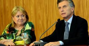 Brasília - Entrevista coletiva do  presidente eleito da Argentina, Mauricio Macri, ao lado da futura chanceler, Susana Malcorra no Palácio do Planalto.(Elza Fiuza/Agência Brasil)