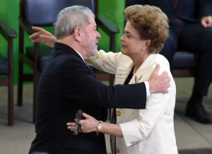 BRAZIL-LULA-ROUSSEFF-CHIEF STAFF