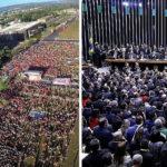 El Senado brasileño decidirá el próximo 11 de mayo si la presidenta es sometida a juicio