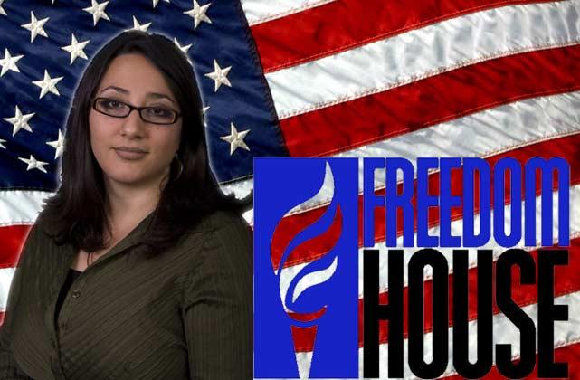 Resultado de imagen para freedom house viviana giacaman