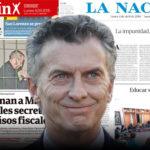 Mauricio Macri , su gente y los grupos económicos argentinos en el escándalo de los Papeles de Panamá