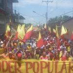 La fuerza del pueblo es determinante para derrotar la ofensiva contrarrevolucionaria