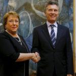 Las dos puntas: Argentina entre el Mercosur y la Alianza del Pacífico