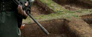 Las excavaciones se demoran por razones políticas, judiciales o económicas.