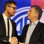 "Macri-Tinelli, un ""encuentro histórico"", político, futbolero y farandulero"