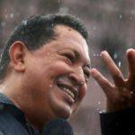 Chávez bajo la lluvia: la imagen más icónica del Comandante