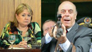 Malcorra y Serra: disparos contra la integración