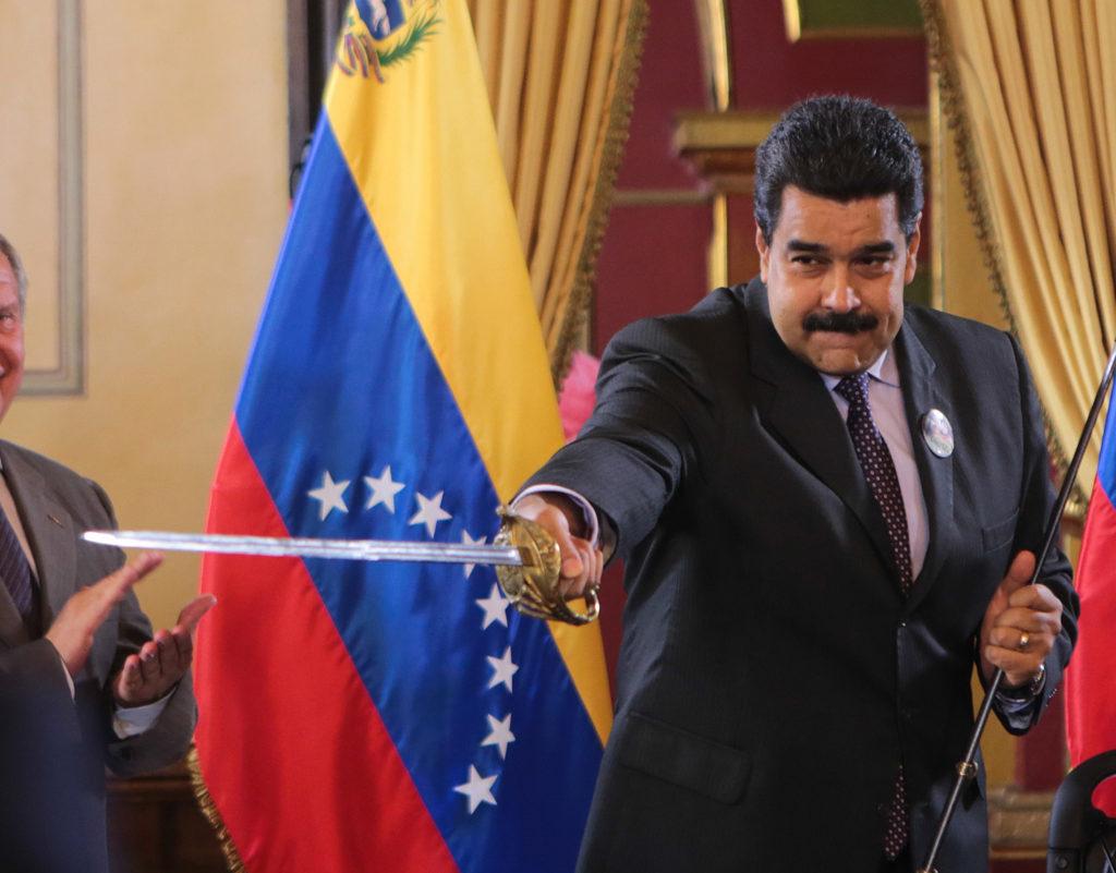 (3)VENEZUELA-CARACAS-RUSIA-POLITICA-EVENTO