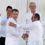 Colombia: Se inició oficialmente el proceso de pacificación