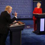 El debate Trump-Clinton, un show de TV para ver sangre o comedia con ejes en economía y seguridad