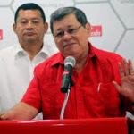 """José Luis Merino (FMLN): """"Tardamos 20 años para poder enfrentarnos a los grupos poderosos que controlaban todo"""""""