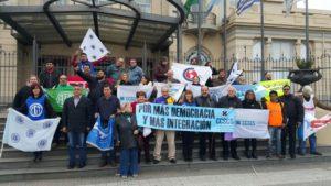 mercosur sindicalistas